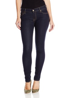 7 For All Mankind Women's Skinny Jean in