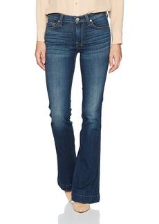 7 For All Mankind Women's Slim Trouser Leg Jean