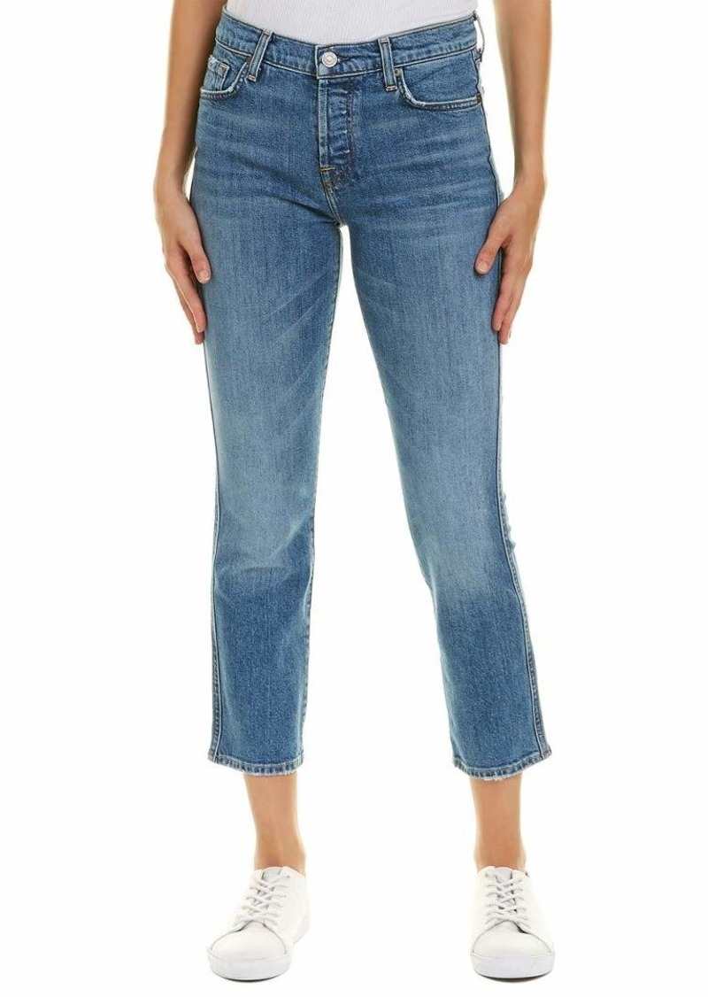 7 For All Mankind Women's Straght Leg Jean