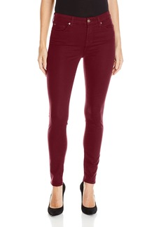 7 For All Mankind Women's the Ankle Skinny Jean in Riche Sateen