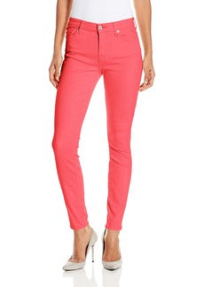 7 For All Mankind Women's The Ankle Skinny Jean In Slim Illusion