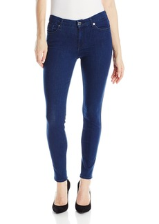 7 For All Mankind Women's The Ankle Skinny Slim Illusion Luxe Jean in