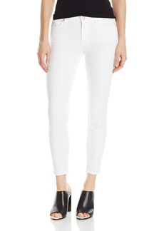 7 For All Mankind Women's the Cropped Skinny Jean in