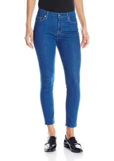 7 For All Mankind Women's The Hw Cropped Skinny Jean