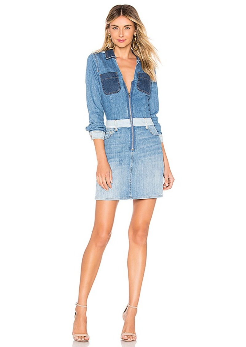 7 For All Mankind Workwear Dress
