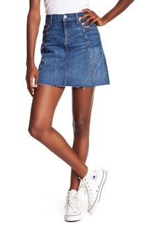 7 For All Mankind(R) Denim Skirt