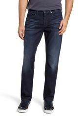 7 For All Mankind(R) The Straight Slim Straight Leg Jeans (Baker)