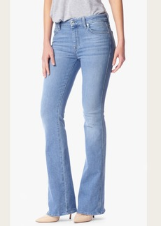 """7 For All Mankind """"A"""" Pocket Flare in Palisades Blue"""