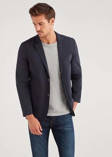 7 For All Mankind Ace Modern Blazer in Navy