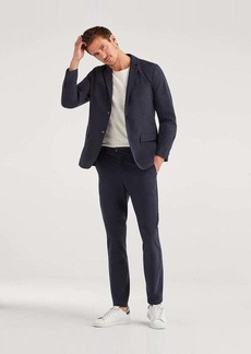 7 For All Mankind Ace Modern Trouser in Navy