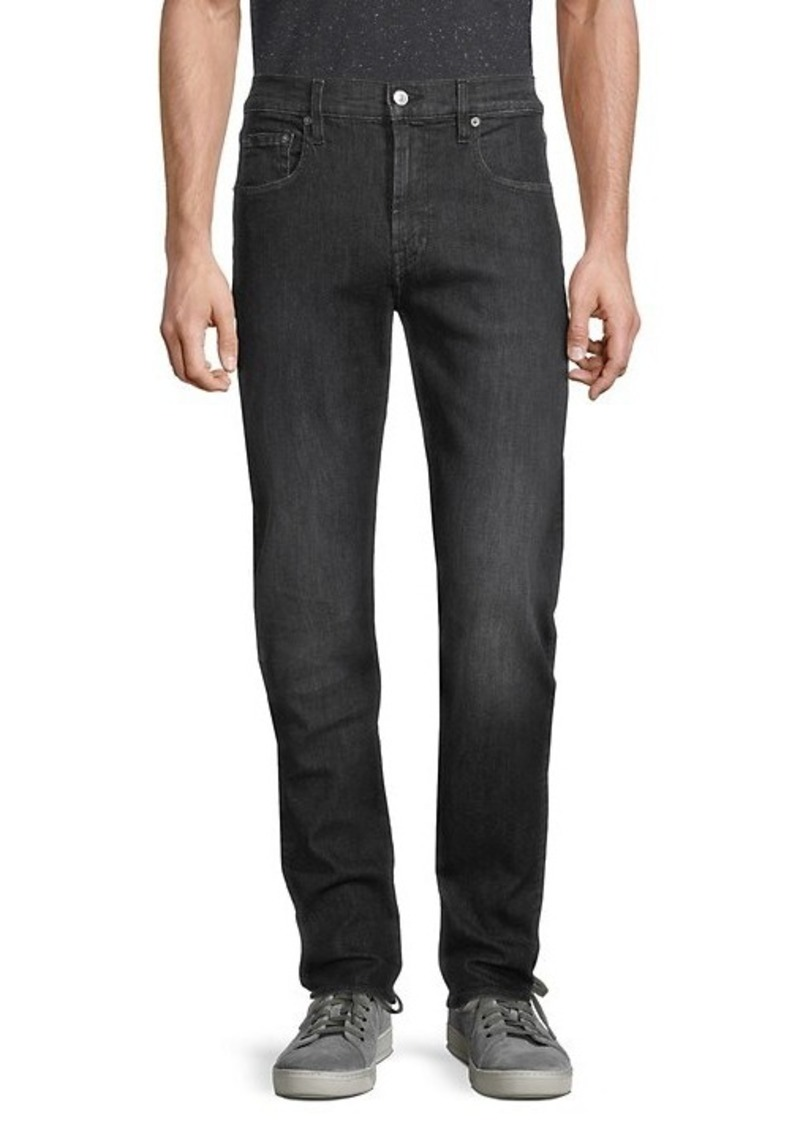 7 For All Mankind Adrien Slim-Fit Tapered Jeans