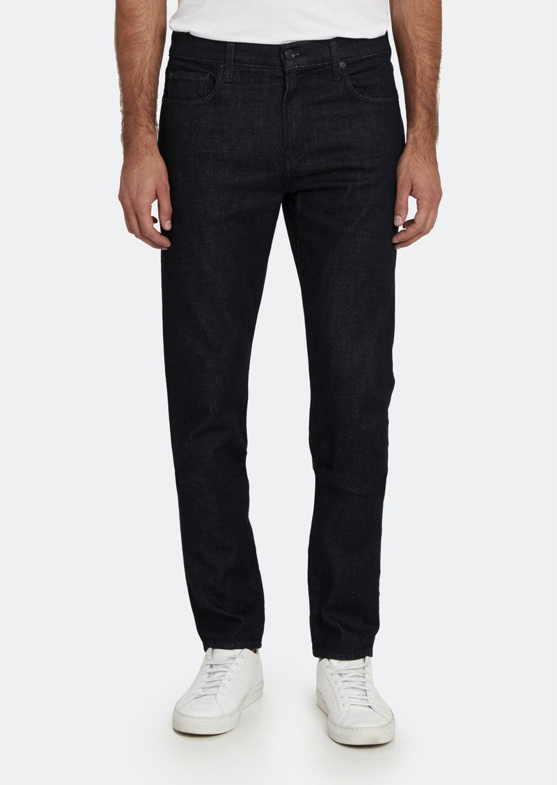 7 For All Mankind Adrien Slim Taper Jeans - 33 - Also in: 28, 40, 38, 30, 34, 36, 32, 29, 31