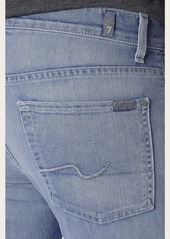 7 For All Mankind Airweft Denim Austyn Relaxed Straight in Unwound