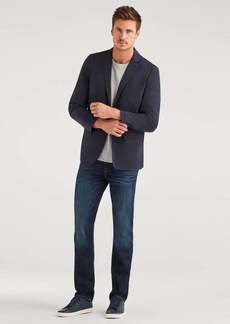 7 For All Mankind Airweft Denim Slimmy in Commotion
