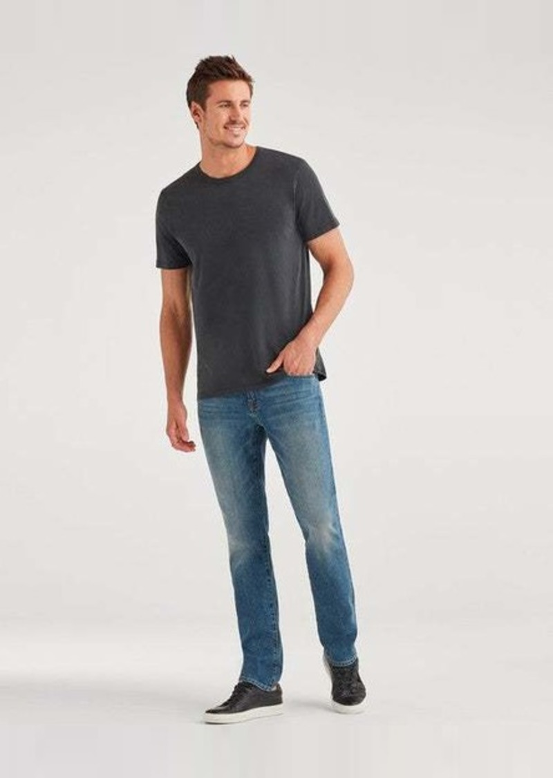 7 For All Mankind Airweft Denim The Slimmy in Amalfi Coast