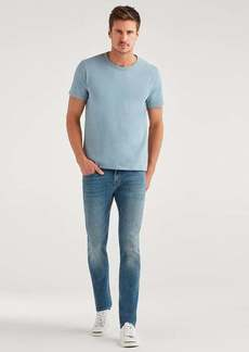 7 For All Mankind Airweft Denim the Straight in Amalfi Coast