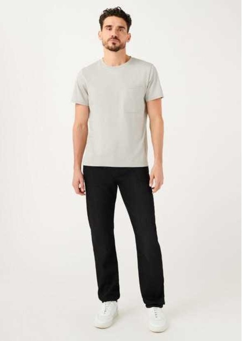 7 For All Mankind Airweft Denim The Straight in Code 66