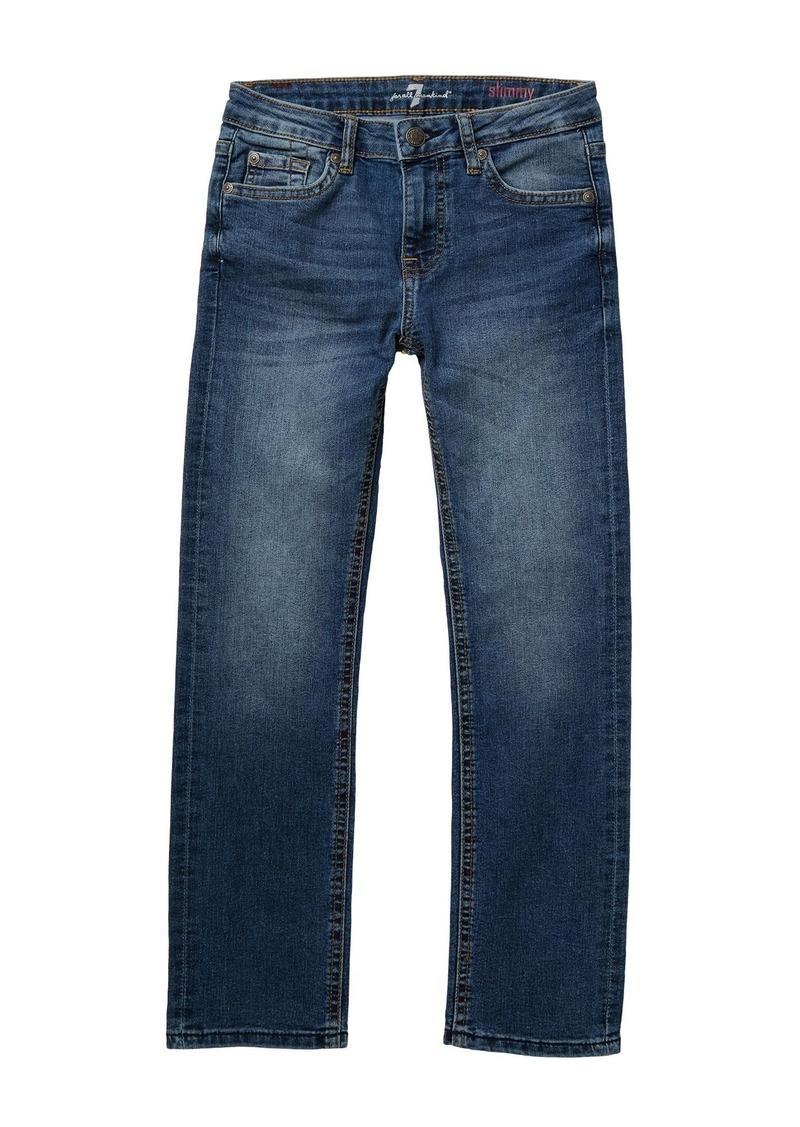 7 For All Mankind Airweft Slimmy Denim Jeans (Big Boys)