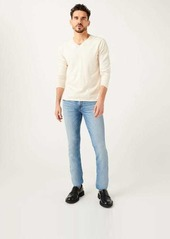 7 For All Mankind Airweft Stacked Skinny In Mastermind