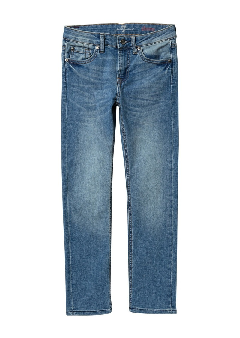 7 For All Mankind Airwest Slimmy Jeans (Big Boys)