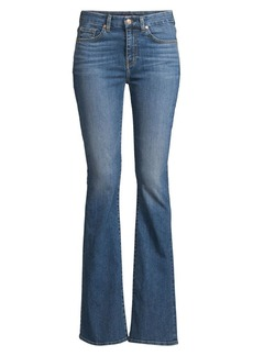 7 For All Mankind Ali High-Rise Flare Jeans