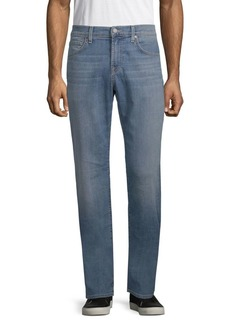 7 For All Mankind Amalfi Tapered Straight Jeans