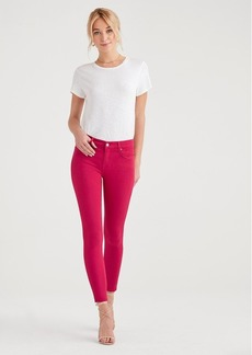 7 For All Mankind Ankle Skinny in Azalea Pink