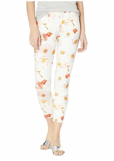 7 For All Mankind Ankle Skinny in Bow Blossom