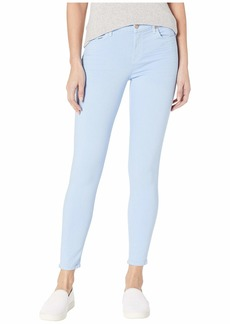 7 For All Mankind Ankle Skinny in Cerulean Blue