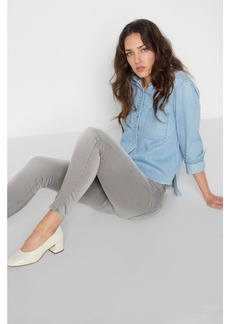 Ankle Skinny in Feather Weight Grey