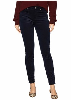 7 For All Mankind Ankle Skinny in Navy Luxe Cord