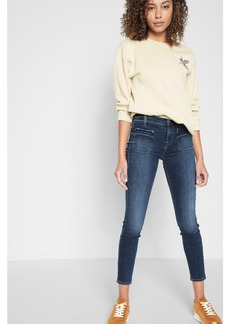 Ankle Skinny with Front Released Pockets in Stunning Bleeker