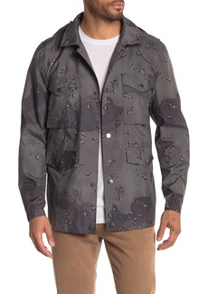 7 For All Mankind Army Jacket