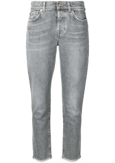7 For All Mankind Asher Vintage straight-cut trousers