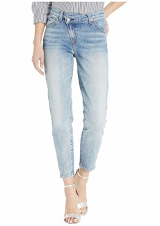 7 For All Mankind Asymmetrical Front Skinny in Retro Ventura Blvd