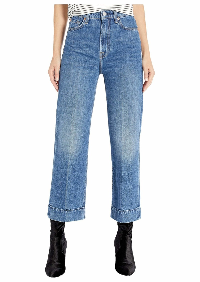 7 For All Mankind Baby Jo in Havana Rigid