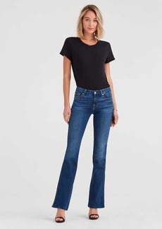 7 For All Mankind b(air) 'A' Pocket Flare in Duchess