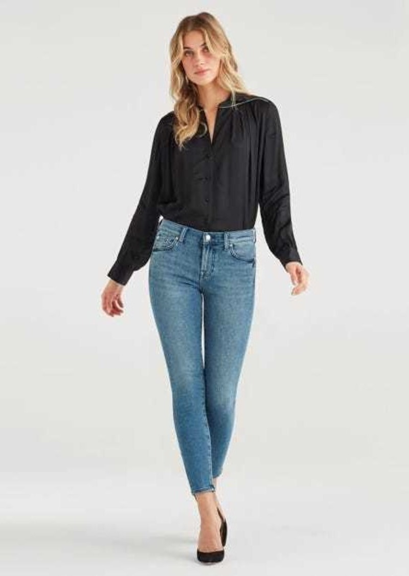 7 For All Mankind B(air) Ankle Skinny in Authentic Destiny