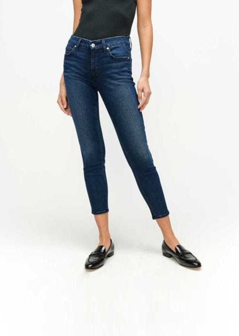 7 For All Mankind b(air) Ankle Skinny in Varnish
