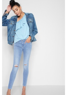 b(air) Ankle Skinny With Destroy in Sunfaded