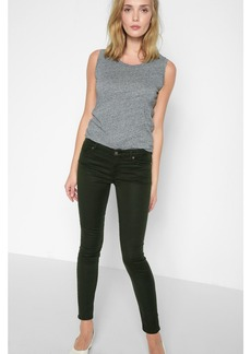 B(air) Color Ankle Skinny in Bottlegreen