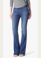 """7 For All Mankind b(air) Denim """"A"""" Pocket Flare in Reign"""