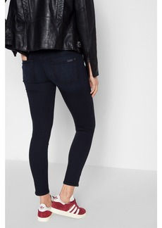 B(air) Denim Ankle Skinny in Blue Black River Thames