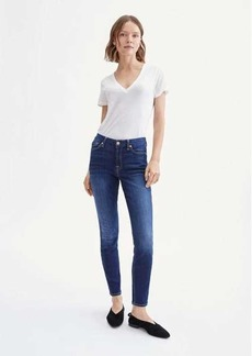 7 For All Mankind B(air) Denim Ankle Skinny in Duchess