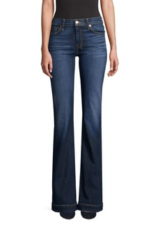 7 For All Mankind B(air) Dojo Bootcut Jeans