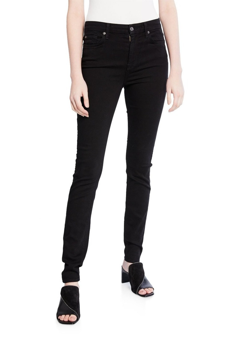 7 For All Mankind B(Air) High-Waist Skinny Jeans