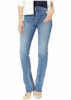 7 For All Mankind B(Air) Kimmie Straight Jeans in Amazing Heritage