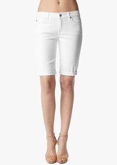 Bermuda Short in Clean White