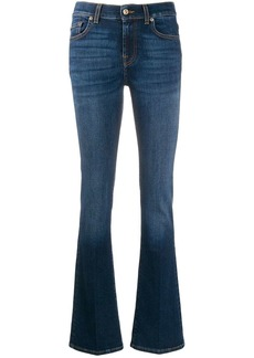 7 For All Mankind boot-leg jeans
