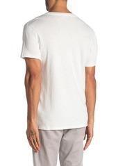 7 For All Mankind Boxer Pocket Slub T-Shirt